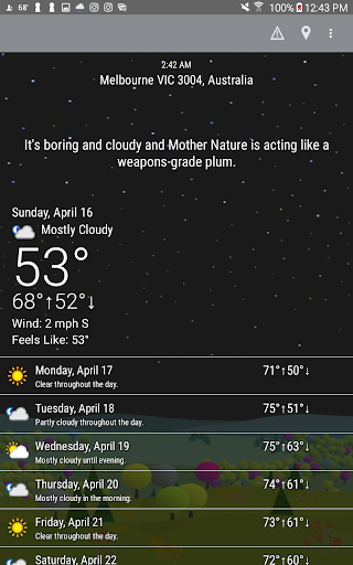What The Forecast?!! screenshots 9