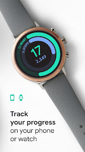 Google Fit: Activity Tracking 2.64.1.arm64-v8a.production Screenshots 5