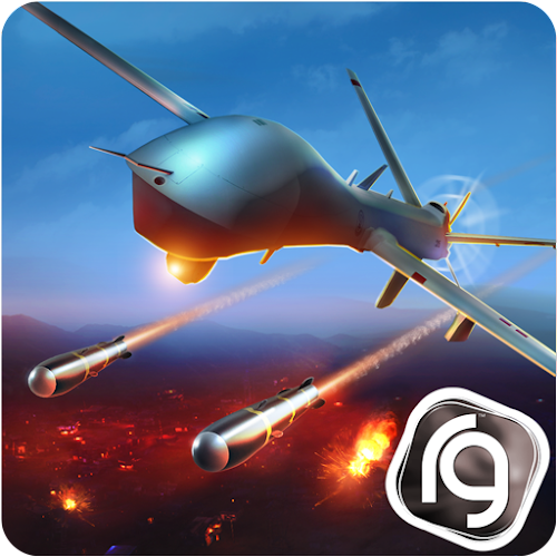Drone Shadow Strike  [Unlimited Coin/Cash] 1.25.162 mod