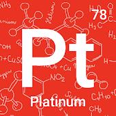 icono Tabla Periódica 2021. Química en tu bolsillo.