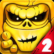 Zombie Run 2 - Monster Runner Game