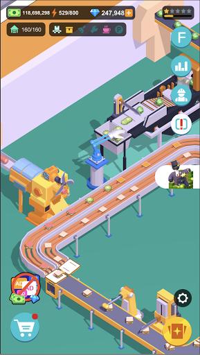 Idle Food Factory 1.2.1 screenshots 3