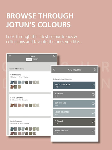 Jotun ColourDesign 1.1.6 Screenshots 7