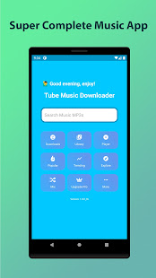 Tube Music Downloader - Tube Play Mp3 Download