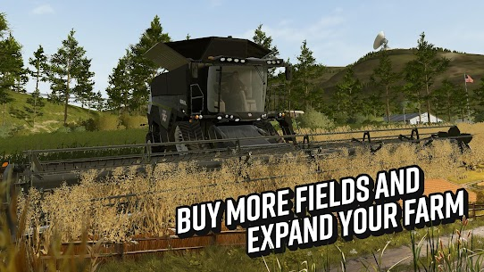 Farming Simulator 20 (MOD, Unlimited Money) 2