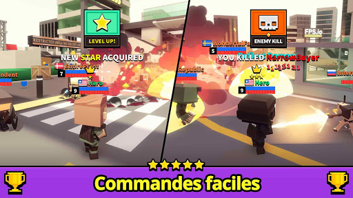 Télécharger FPS.io (Fast-Play Shooter) APK MOD 1