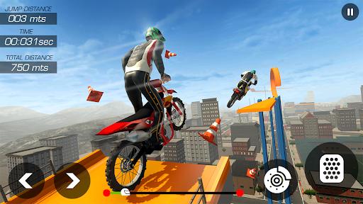 Real Bike Stunts - New Bike Race Game 1.5 screenshots 8