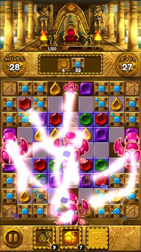 Jewel Queen: Puzzle & Magic - Match 3 Game  screenshots 5