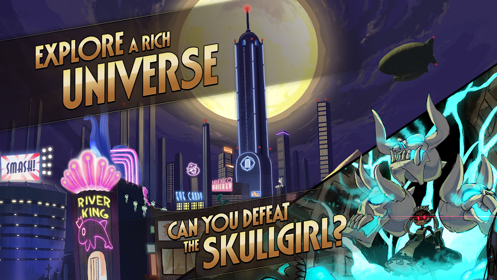 Skullgirls: Fighting RPG  poster 5
