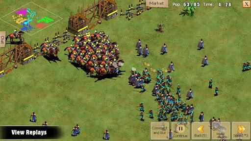 War of Empire Conquestuff1a3v3 Arena Game android2mod screenshots 4