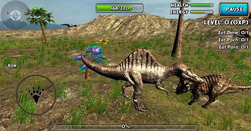 Dinosaur Simulator Jurassic Survival  screenshots 8
