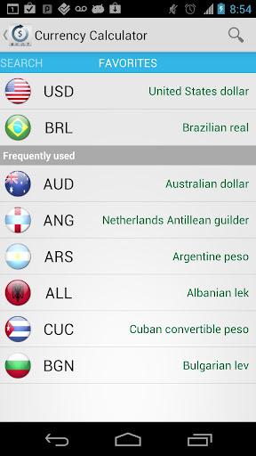 Currency Converter - Exchange  screenshots 4
