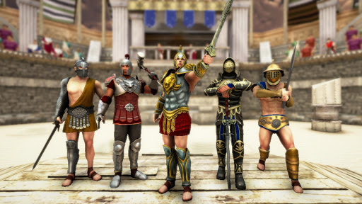 Gladiator Glory apkslow screenshots 12