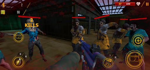 Zombie Shooter - 3D Shooting Game 8.0 screenshots 2