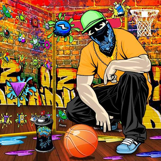graffiti, pop, boy themes & live wallpapers screenshot 2