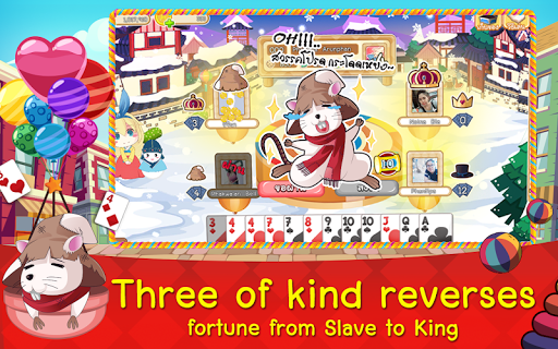 Slave In Wonderland - u0e44u0e1eu0e48u0e2au0e25u0e32u0e1f 2.7.352 screenshots 4
