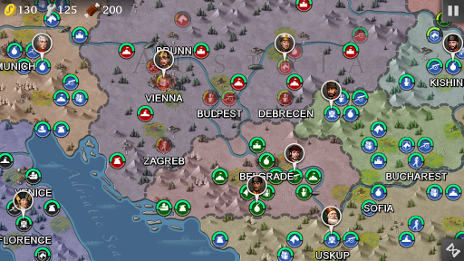 European War 4: Napoleon 1.4.30 screenshots 5