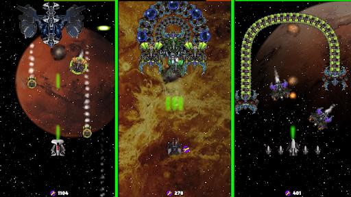 spaceship war game 2 apkdebit screenshots 4