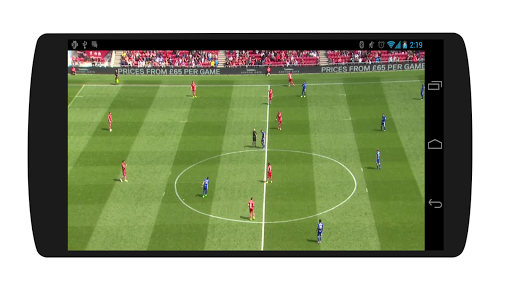 spanish soccer live screenshot 2