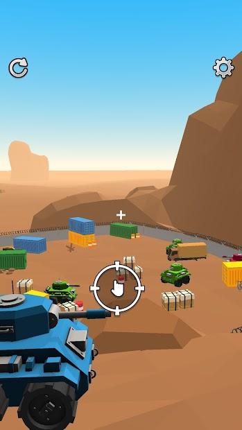 Tank Ambush screenshot 7
