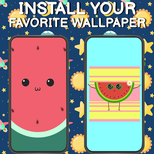 Cute Wallpapers ud83dudc9c Kawaii 4.2101.2 Screenshots 14
