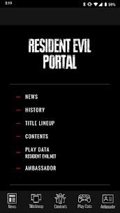 Resident Evil Portal 2