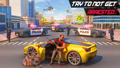 Real Gangster Grand City - Crime Simulator Game 1.2 screenshots 7