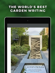 Gardens Illustrated Magazine - Gardening Trends Screenshot