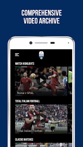 Serie A Pass 3.9.2 Screenshots 5
