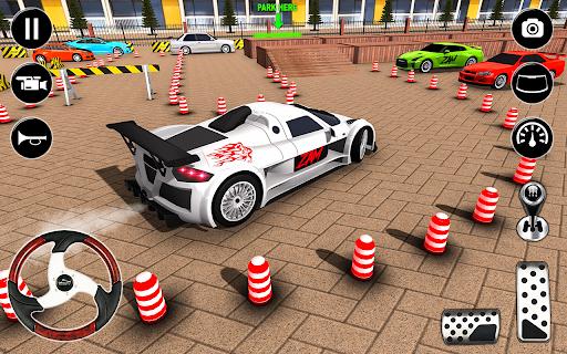 In Car Parking Games u2013 Prado New Driving Game  Screenshots 1
