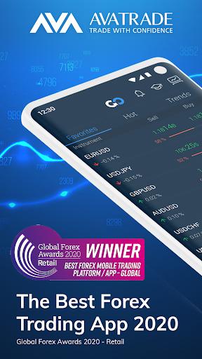 AvaTrade GO Trading: Stocks, Bitcoin, CFDs & Forex  screenshots 1