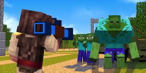 Zombie Apocalypse Mod for Minecraft PE hack tool