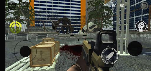 Monster hunter. Shooting game is a free game. Apkfinish screenshots 3