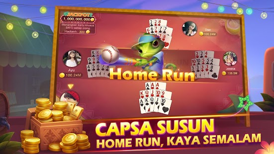 Higgs Domino Island-Gaple QiuQiu Poker Game Online Screenshot