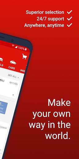 webjet - flights and hotels screenshot 2