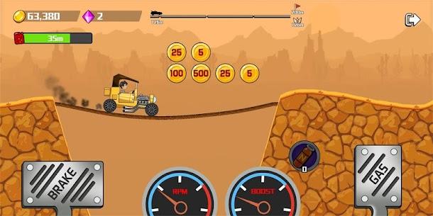 Hill Car Race APK + MOD (Unlimited Money) 5