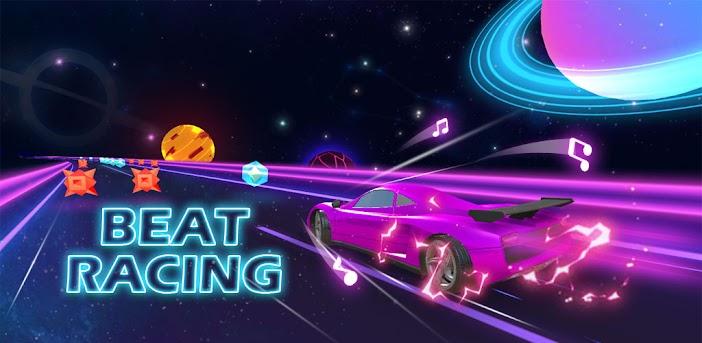 Beat Racing-Schlage das Rennen