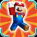 MinecraftPE用のModスーパーマリオ