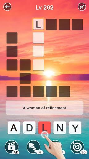 Words of Wilds: Addictive Crossword Puzzle Offline apkmartins screenshots 1