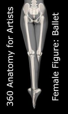 Anatomy for Artists: Balletのおすすめ画像1