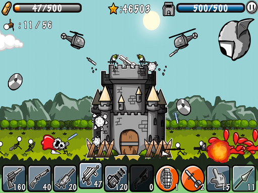 Cartoon Defense  screenshots 8