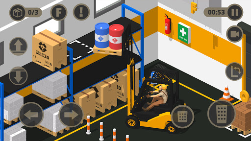 Forklift Extreme 3D screenshots 11