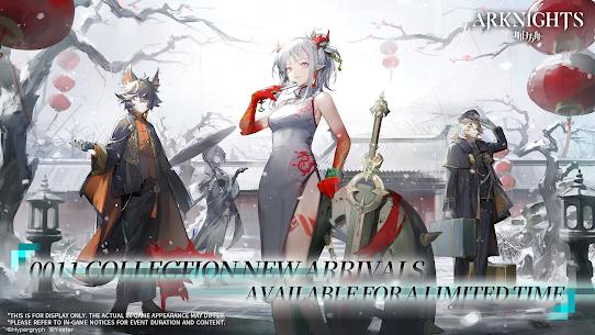 Arknights MOD APK 5