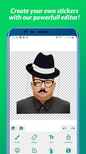 All Stickers - WAStickerApps  screenshots 4