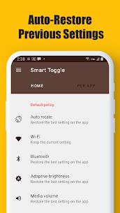 Smart Toggle Mod Apk v1.0.4 1