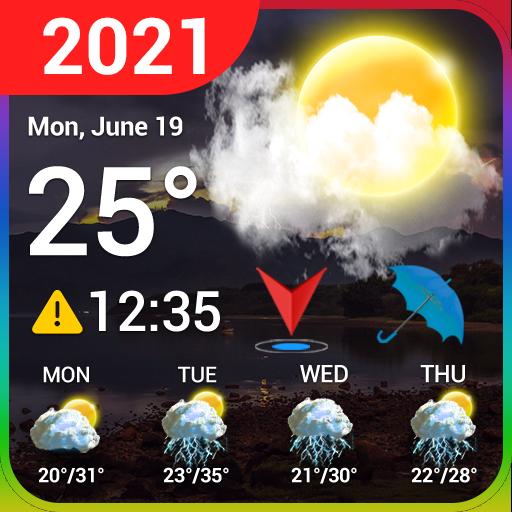 Weather Forecast - Accurate Weather & Radar APK