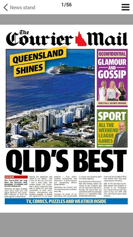 The Courier-Mail  poster 3