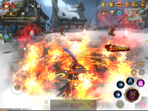 World of Dragon Nest - Funtap screenshots 24