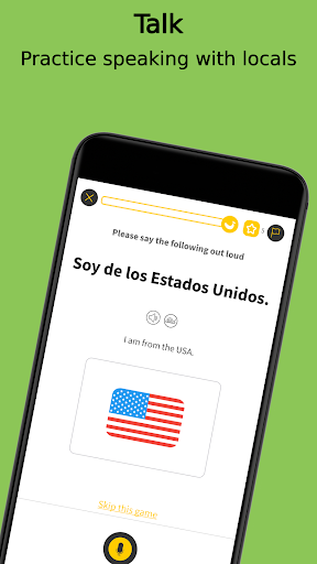 Learn Spanish With Ling - Language Learning App modavailable screenshots 6