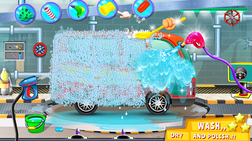 Modern Car Mechanic Offline Games 2020: Car Games screenshots 4